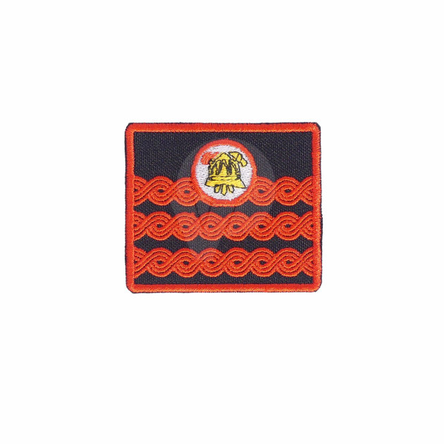 Firefighter Emblem for Work Suit, Vice president