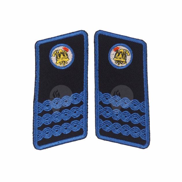 Formal Firefighter Suit Marks