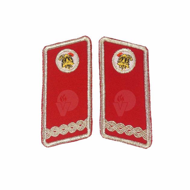 Vatrogasne oznake dužnosti za svečano odijelo, Član zapovjedništva VZŽ