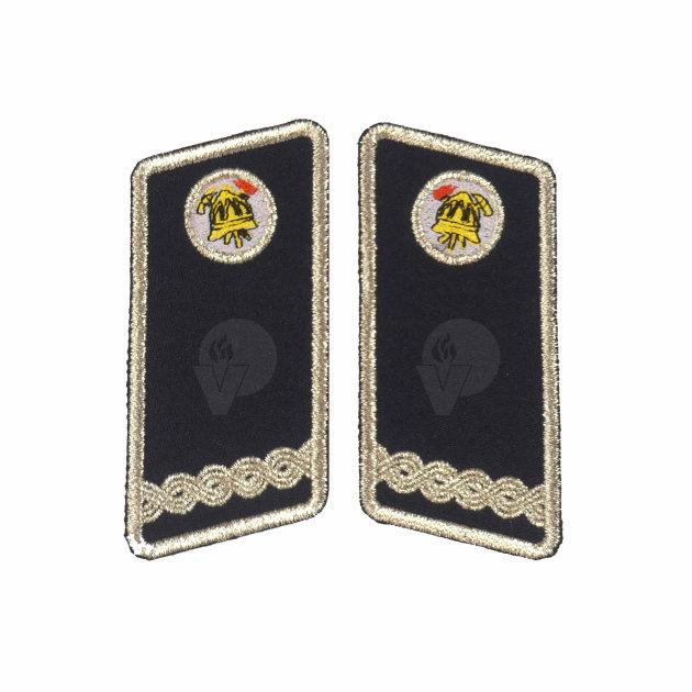 Vatrogasne oznake dužnosti za svečano odijelo, Član predsjedništva i Upravnog odbora VZŽ
