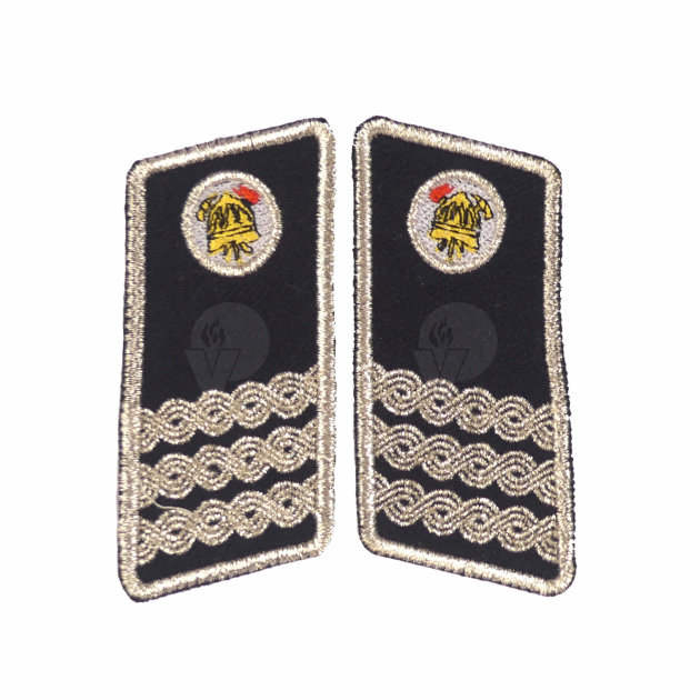 Firefighter Emblem for Formal Suit, County Vice president