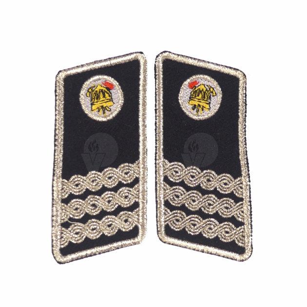 Vatrogasne oznake dužnosti za svečano odijelo, Zamjenik predsjednika VZŽ