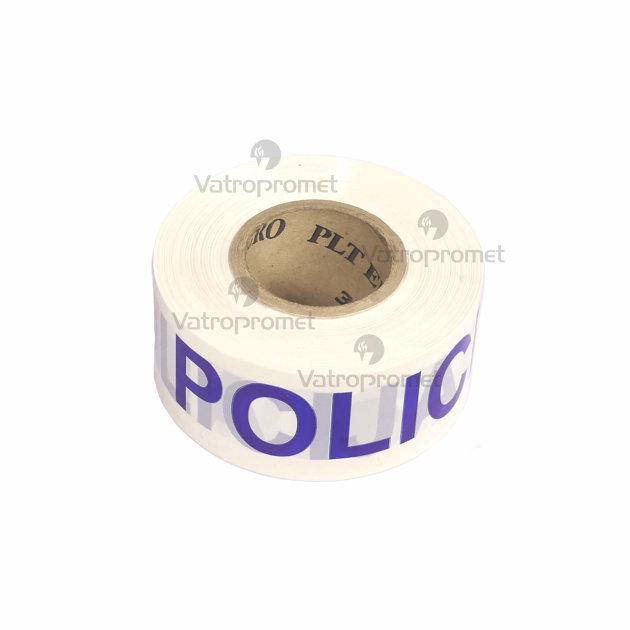 """Traka """"Stop Policija"""", za označavanje i ograđivanje prostora na intervencijama"""
