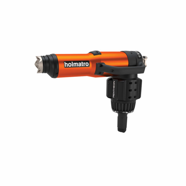 Holmatro baterijska teleskopska razupora PTR50, nova Pentheon serija alata