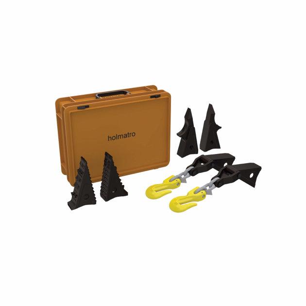 Garnitura dodatne opreme u kovčegu ACS 02, za Holmatro razuporu / proširivač