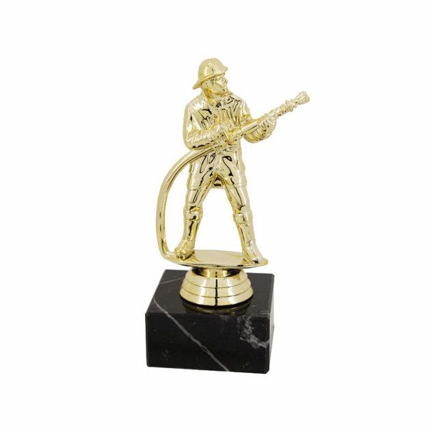 Vatrogasni suvenir, Vatrogasci 0568, zlatni