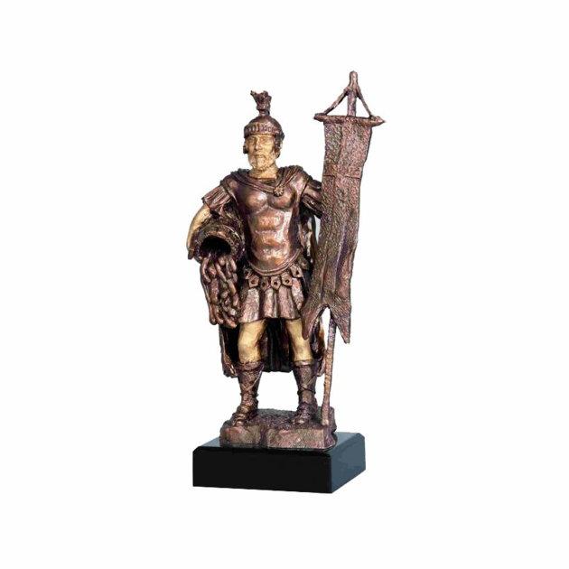 Fire Souvenir, Statue of Saint Florian, height 32 cm, RFST 2072