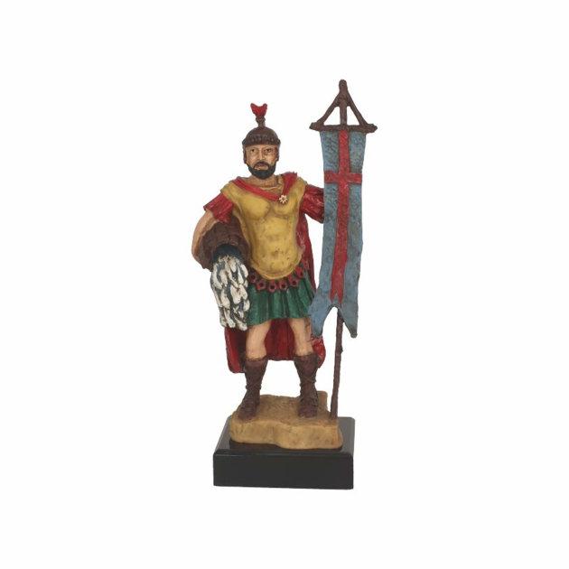 Vatrogasni suvenir, kip Sveti Florijan u boji RFST 2049