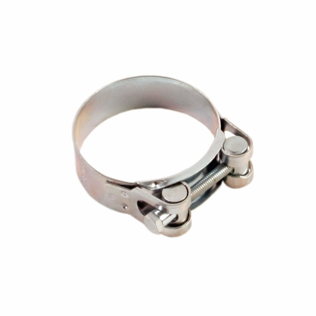 Adjustable Hose Clamp 50 - 60 mm, used for attach suction coupling, fitting or nipple