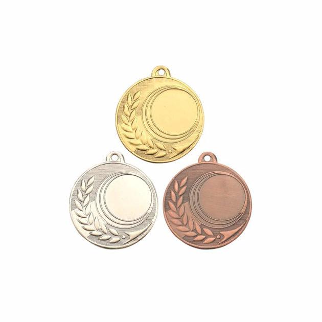 Komplet medalja za vatrogasna natjecanja, zlato, srebro i bronca