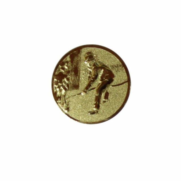 Umetak za medalje sa simbolom vatrogasca