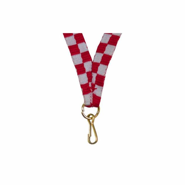Traka za medalju koristi se za nošenje medalje oko vrata