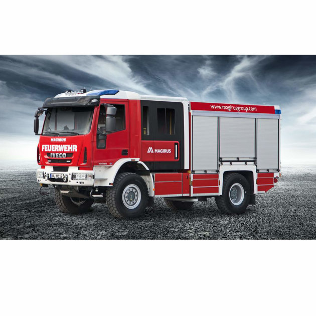 Vatrogasno navalno vozilo Iveco Magirus LF-KATS