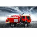 Vatrogasna vozila za intervencije na šumskim požarima i teško pristupačnim terenima