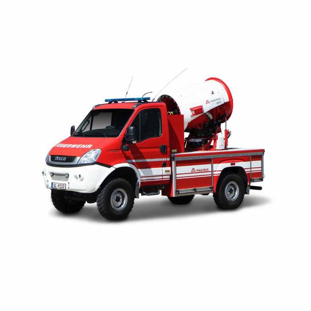 Vatrogasno vozilo Iveco Daily sa turbinom Magirus AirCore MFT35-H