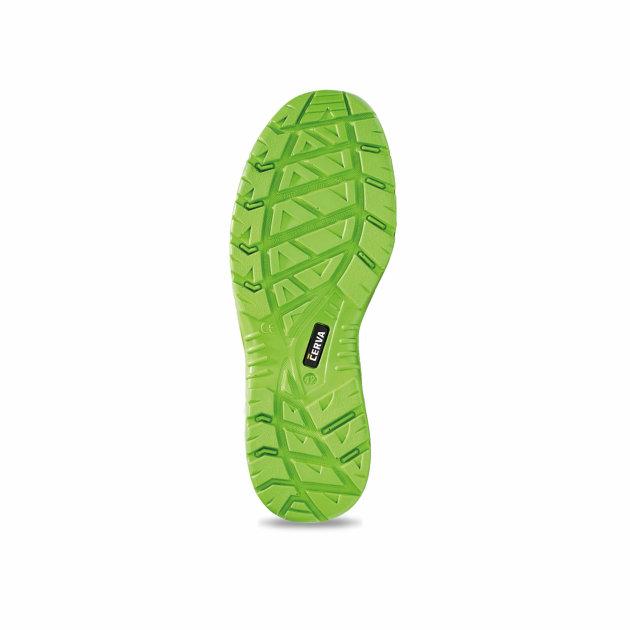 Radne zaštitne cipele sa kompozitnom kapicom i kevlar potplatom.