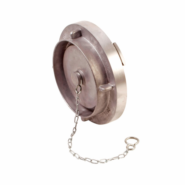 Blind Coupling 110 mm, plug, for hydrants and water pumps
