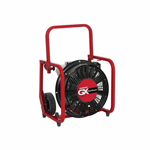 Ventilator za odimljavanje prostora, Ramfan GX400