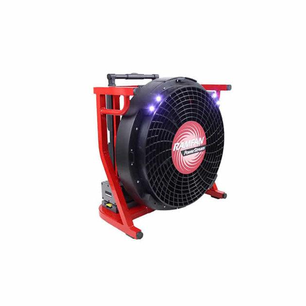 Vatrogasni ventilator / sustav za odimljavanje prostora Ramfan EX50Li