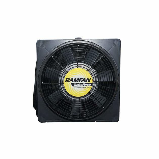 Električni ventilator/dimovuk za upotrebu u zadimljenom prostoru. Služi za odimljavanje ili izvlačenje dima iz prostora.