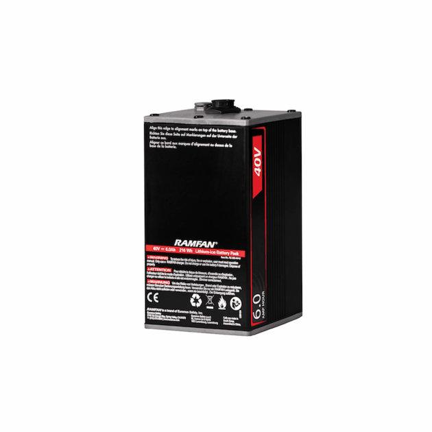 Baterije za Ramfan baterijske/akumulatorske ventilatore 40V (R2-360-AH-U)