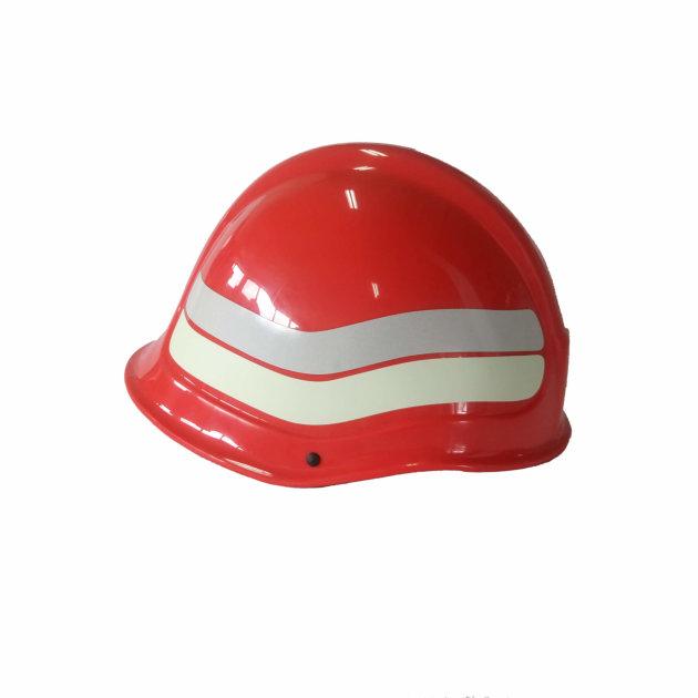 Vatrogasna kaciga za odrasle, PAB Compacta TW. Namijenjena isključivo za korištenje na vatrogasnim natjecanjima.